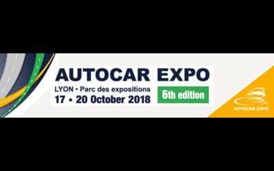 Autocar Expo 2018 Lyon