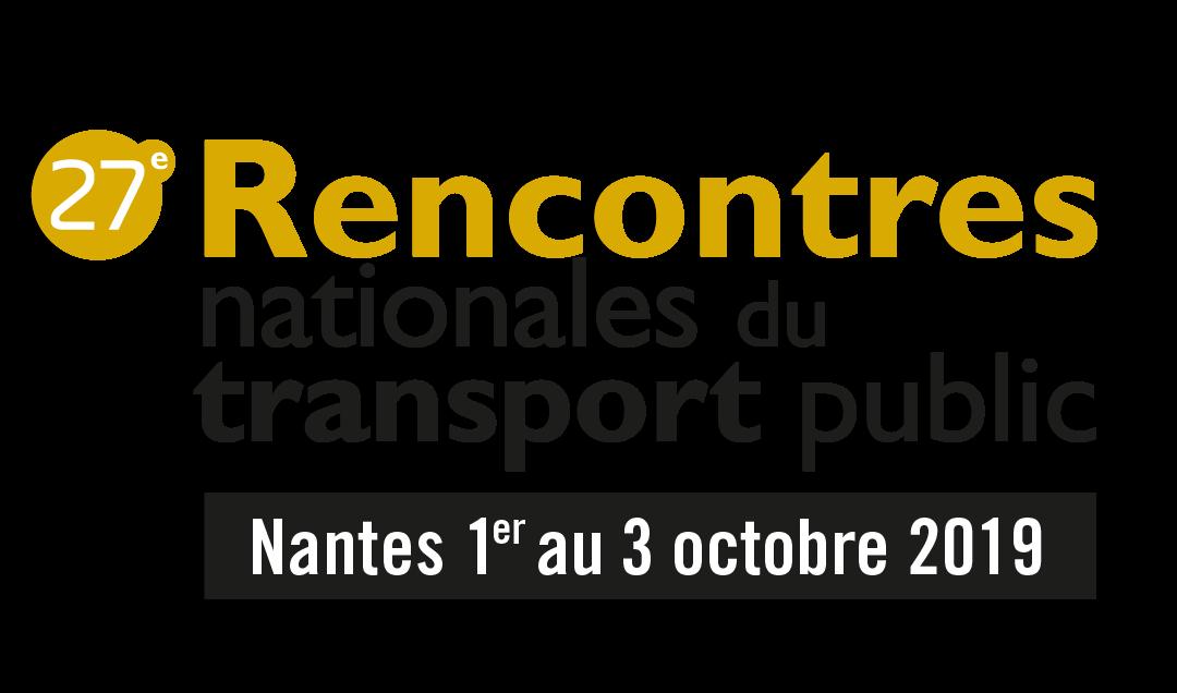 27ème Rencontres nationales du transport public